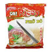 Oh! Ricey Instant Rice Noodles (Beef Flavour Pho Bo) (越南牛肉味河粉)
