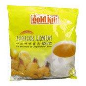 Instant Ginger Lemon Drink (20 Sachets) (即沖即飲薑檸茶)