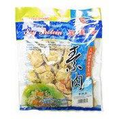 Dried Mock Pork Slices (萬里香素食豬肉片)