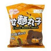 Classic Ramen Snacks (BBQ) (晶晶拉麵丸子 (燒烤))
