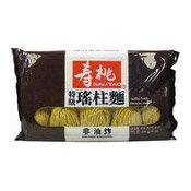 Scallop Noodles (Thin) (壽桃瑤柱麵)