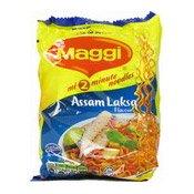 Maggi Mee Instant Noodles (Assam Laksa) (美極亞三叻沙麵)