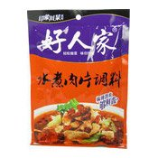 Spicy Sauce For Pork Slices (好人家水煮肉片調料)