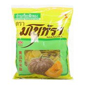 Uncooked Pumpkin Chips (南瓜炸米酥)