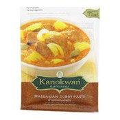 Massaman Curry Paste (泰式馬斯文咖哩醬)
