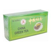 China Green Tea (Chinese Loose Leaf Tea) (中國綠茶)