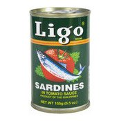Sardines In Tomato Sauce (茄汁沙甸魚)