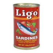 Sardines In Chilli Tomato Sauce (茄汁辣沙甸魚)