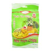 Mix Fruit Chips (Trai Cay Say) (綜合蔬果脆片)