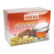Instant Brown Sugar Ginger Drink (10 Sachets) (即沖黑糖薑晶)