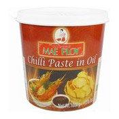 Chilli Paste In Oil (Namprik Pao) (泰國辣椒油)