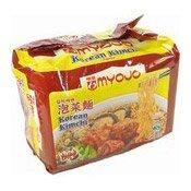Instant Noodles Multipack (Korean Kimchi) (明星泡菜麵)