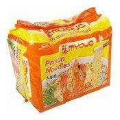 Instant Noodles Multipack (Prawn Noodles) (明星大蝦面)