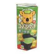 Koala's March Biscuits (Matcha Green Tea) (樂天熊仔餅 (抹茶味))