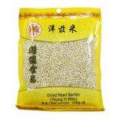 Dried Pearl Barley (金百合洋薏米)