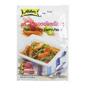 Thai Stir-Fry Curry Paste (泰式咖喱醬)