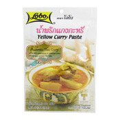 Yellow Curry Paste (泰式黃咖喱醬)