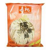 Plain Noodles (壽桃陽春麵)