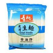 Dried Noodles (壽桃爽滑生麵)