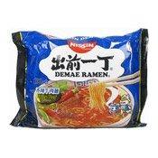 Instant Noodles (Spicy Beef) (歐洲出前一丁香辣牛肉麵)