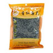 Dried Black Beans (金百合青仁烏豆)
