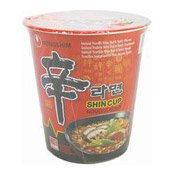 Shin Cup Noodles (Hot & Spicy) (農心辛辣杯麵)