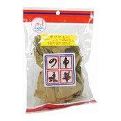 Preserved Turnip Slice (小魚兒帶葉沖菜片)