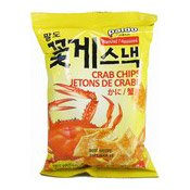 Crab Flavoured Chips (蟹味小食)