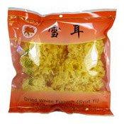 Dried White Fungus (Snow Ear Syut Yi) (金百合雪耳)