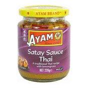 Thai Style Satay Sauce (Mild) (泰式沙爹醬)