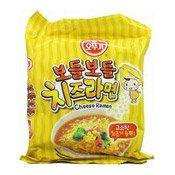 Cheese Ramen Instant Noodles (韓國芝士味麵)