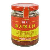 Garlic & Chilli Sauce (海天蒜蓉辣椒)