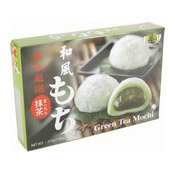 Green Tea Mochi Rice Cakes (皇族抹茶麻糬)