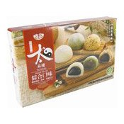 Japanese Mochi Glutinous Rice Cakes (Assorted) (綜合口味麻糬)