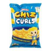Chiz Curls (Cheese Flavoured Corn Curls) (芝士味薯片)