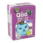 Qoo Blackcurrant Juice Drink (酷兒黑加侖子汁飲品)