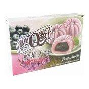 Fruit Mochi Rice Cakes (Blueberry) (和風藍梅麻糬)