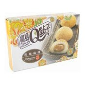 Japanese Style Mochi Rice Cakes (Peanut) (和風花生味麻糬)