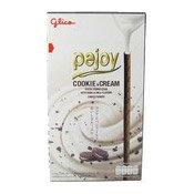 Pejoy Cookies & Cream Cocoa Cookie Sticks (忌廉奇餅百力滋)