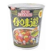 Cup Noodles (Black Pepper Crab) (合味道黑胡椒蟹杯麵)