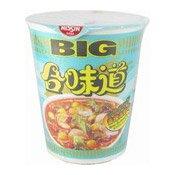 Big Cup Noodles (Spicy Seafood) (合味道香辣海鮮杯麵 (大杯))