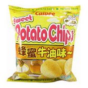 Potato Chips (Sweet Honey Butter Flavour Crisps) Limited Edition (蜂蜜牛油味薯片)