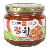 Korean Cabbage Kimchi (韓國泡菜)