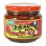 Korean Gochujang Red Pepper Paste (So Hot) (韓國辣醬)