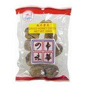 Dried Honey Dates (小魚兒徽州蜜棗)