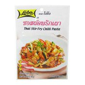 Thai Stir-Fry Chilli Paste (泰國辣炒醬)