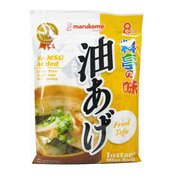 Instant Miso Soup With Fried Beancurd (8 Pieces) (日本麵豉湯包 (油豆腐))