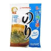 Nori Seaweed Instant Miso Soup (日本麵豉湯包 (紫菜))