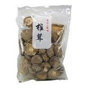 Dried Char Far Shiitake Mushrooms (茶花菇 (4-6CM))