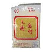 Dried Beancurd (Bamboo Beancurd Tofu Skin) (江南三邊腐竹)